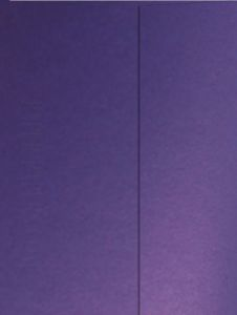 PEARL A4 - Двустранен перла-металик картон 285 гр # VIOLET