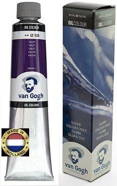VAN GOGH OIL - Маслена боя 200 мл. - Виолет / 536