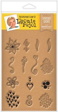 LEONIE PUJOL STAMP - Дизайнерски печати 10x15 cm.