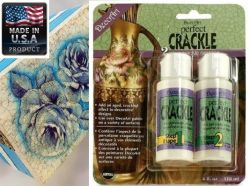 CRACKLE Perfect - Двуфазно  КРАКЛЕ ЛАК  118ml.