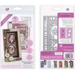 TONIC TOGETHER SHADOW BOX INSERT  DIE - ЩАНЦИ 1636Е