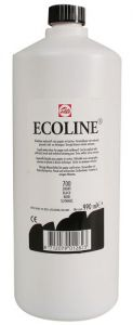 TALENS ECOLINE 990ml - Течен акварел 700 / Черно