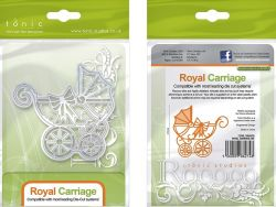 BABY REGAL CARRIAGE DIE SET - ЩАНЦИ 1274Е