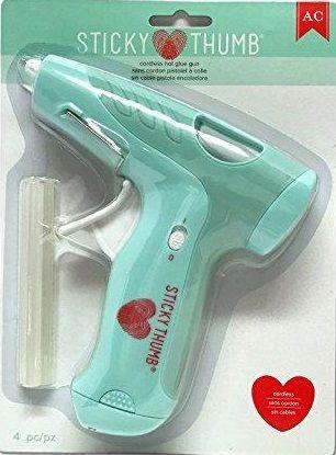 GLUE GUN cordeless - Пистолет за силикон за фина работа безжичен