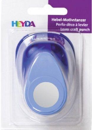 HEYDA PUNCH - Дизайн пънч CIRCLE 75mm