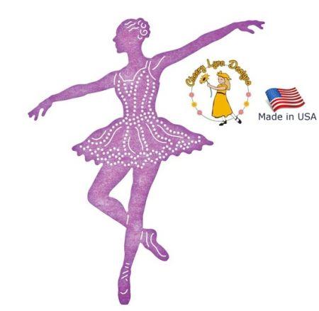 DIE by Cheery Lynn USA - Шаблон за рязане и ембос / b588