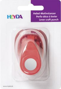 HEYDA  Punch 15mm - Дизайн пънч КРЪГ