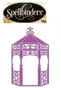 Spellbinders USA NEW - шаблон за изрязване и ембос s3-204