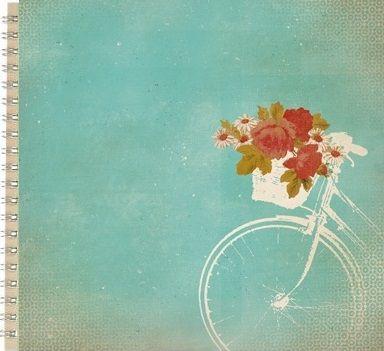 "ALBUM SCRAPBOOKING ""HAPPY TRAVELS"" - Дизайнерски скрапбукинг албум 24 страници 30,5х30,5 см"