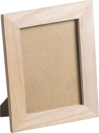 PHOTO FRAME  - Дървена рамка за снимки 12 х17 см отвор