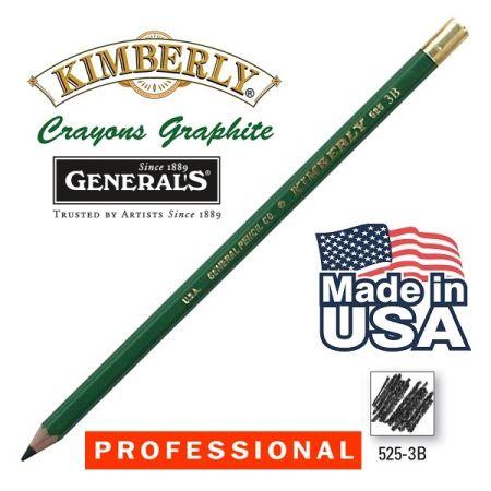 KIMBERLY GRAPHIC , USA - Дизайнерски графитен молив 3B