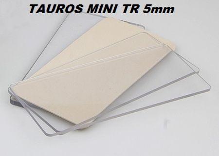 TAUROS TR PLATE 5mm  - ПРОЗРАЧНА ПОДЛОЖКА 5мм