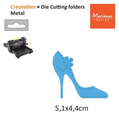 Marianne Design - Шаблон за рязане и ембос LR0291