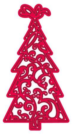 CRAFTS TOO  DIE - Дизайн щанца за рязане 13.4 x 7.1cm