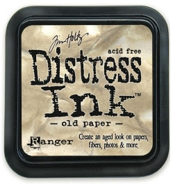 DISTRESS тампон - Old paper