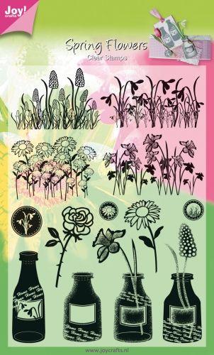JOY Crafts - Дизайнерски печати 15х21см - 0306