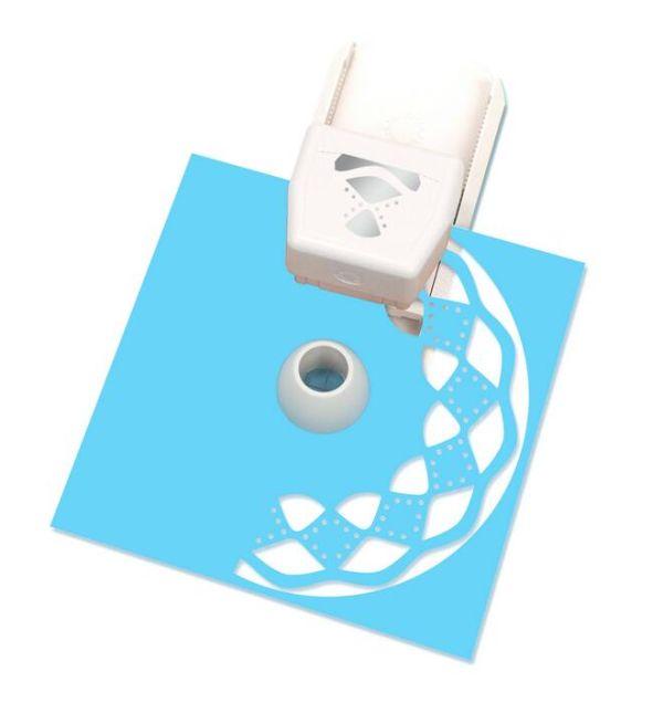 Martha Stewart CIRCLE Punch 18 - Сменяма щанца за пънч изрязващ във форма на кръг