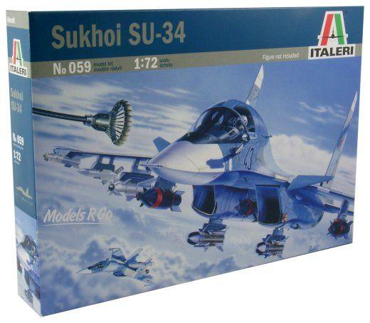 ITALERI SU-34 SUKHOI