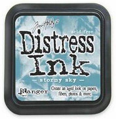 DISTRESS тампон - Stormy sky