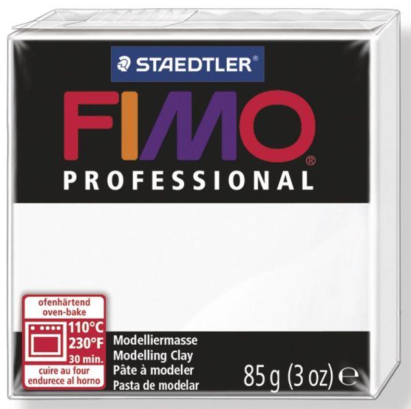 FIMO PROFESSIONAL 85gr  - White