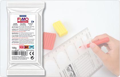 FIMO MIX QUICK за полимерна глина 100гр - Омекотител