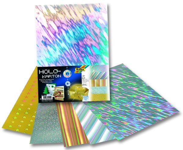 "FB ""HOLO"" PACK -  Креативен блок 25Х35см./ 5бр"