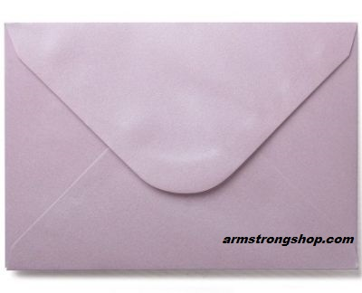CENTURA ENVELOPES C6 England - Перлени пликове 114 X 162 мм. LAVENDER