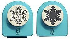 Nellie Snellen  Small SET - Комплект ембос пънч + пънч FLP042 - 1,5 cm.