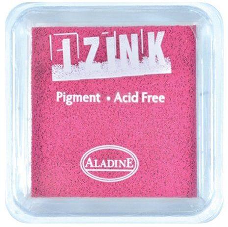 IZINK PAD PIGMENT - Среден тампон 4х4см - HOT PINK