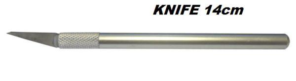 CRAFT KNIFE  - Крафтърски нож  14см
