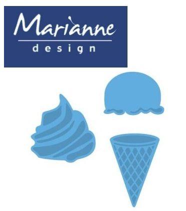 Marianne Design  - Шаблон за рязане и ембос LR0365