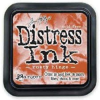 DISTRESS тампон - Rusty hinge