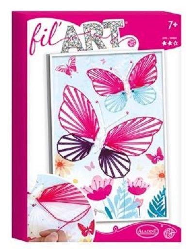 FIL ART SET  - Комплект за FIL техника с чилета
