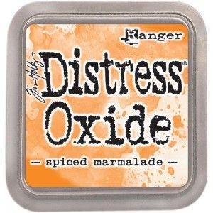 DISTRESS OXIDE тампон - SPICED MARMALADE