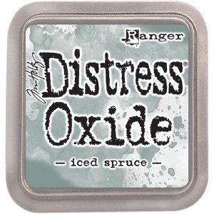 DISTRESS OXIDE тампон - ICED SPRUCE