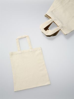 COTTON ECO BAG - ТЕКСТИЛНА ЕКО ТОРБИЧКА за декориране  24x28см.
