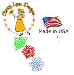 Cheery Lynn ,USA - Шаблон за рязане и ембос  b164