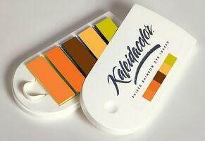 Kaleidacolor - Rainbow dye inkpad - Палитра `ALTUMN LEAVES`
