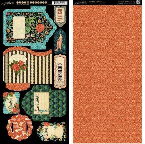 COUTURE TAGS & POCKETS - Декоративни ТАГОВЕ