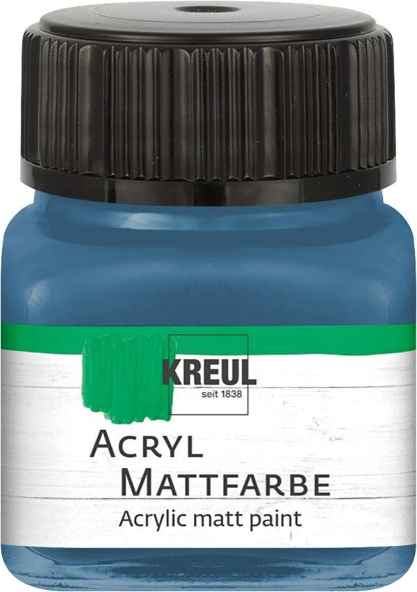 ACRYLIC MATT FARBE  20ML - Фин акрил и за маникюр
