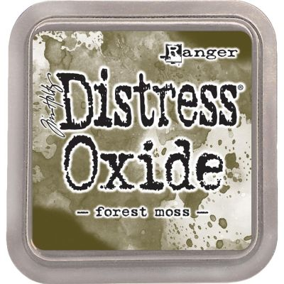 DISTRESS OXIDE тампон - FOREST MOSS