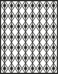 Метален ембос шаблон 10 Х 15 см.-Spellbinders, USA