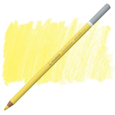 STABILO CarbOthello PASTEL PENCIL - ОТЕЛО пастелeн молив 695 / NAPLES YELLOW