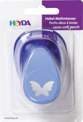 HEYDA Punch  25mm - Дизайн пънч ПЕПЕРУДА