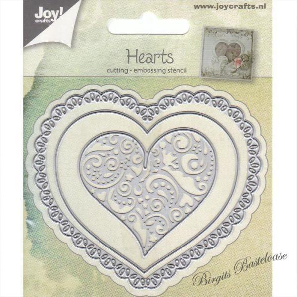 HEARTS JOY Crafts - Шанца за рязане 6002/0642