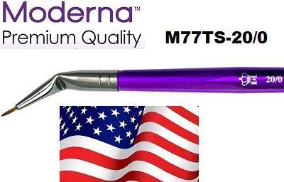 MODERNA TIGHT SPOT, USA - Профи четка за различни техники №20/0