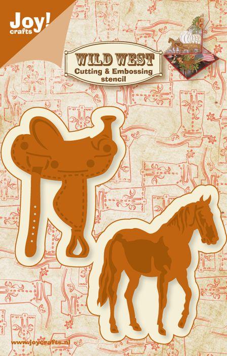 HORSE SADDLE JOY Crafts - Шанца за рязане 6002/0424