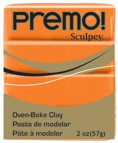 `PREMO` USA - Професионална серия полимерна глина - Orange, 2oz