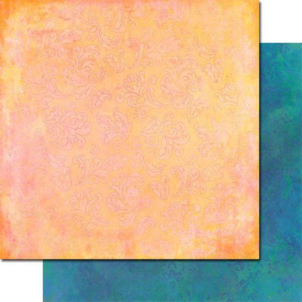 7 DOTS STUDIO  USA #   - Дизайнерски скрапбукинг картон 30,5 х 30,5 см.