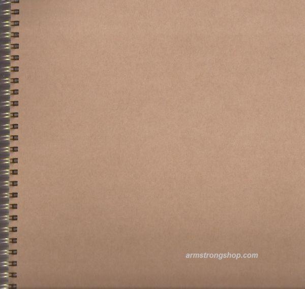 "ALBUM  ""CRAFT"" 8"" x 8"" - Скрапбукинг ""КРАФТ"" албум 24 страници 22 x 22 см"